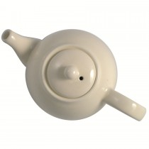 Buy the London Pottery 10 Cup Ivory Globe Teapot online at smithsofloughton.com