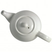 Buy London Pottery Company Globe 10 Cup White Teapot online at smithsofloughton.com