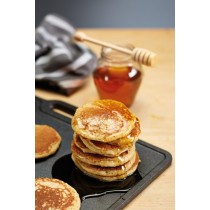 Paul Hollywood Induction Cast Iron Reversible Flat and Griddled Sides