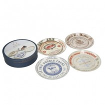 Purchase the Creative Tops Gourmet Cheese Set Of 4 Cheese Plates online at smithsofloughton.com