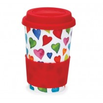 Purchase the Dunoon Travel Mug Warm Hearts online at smithsofloughton.com