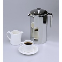 Purchase  the Elia Cafetiere Hex 8 Cup online at smithsofloughton.com