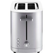 Purchase the Henckels Enfinigy Silver Electric Toaster 2 Slot online at smithsofloughton.com