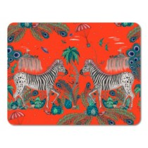 Purchase the Jamida Emma J Shipley Lost World Red Tablemat online at smithsofloughton.com