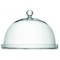 Purchase the LSA Vienna Glass Dome and Plate online at smithsofloughton.com