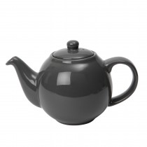 Buy London Pottery 6 Cup Globe Teapot Granite Grey online at smithsofloughton.com