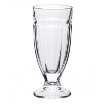 World of Flavours Stateside 350ml Milkshake Glass