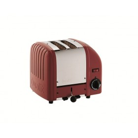 Dualit Vario 2 Slot Toaster Red