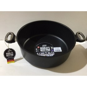 AMT Gastroguss Non-Stick Induction Casserole Pan 28cm