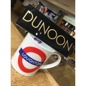 Dunoon Orkney Mug Loughton Underground Tube Station 350ml