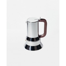 Alessi Stainless Steel Espresso Induction Coffee Maker