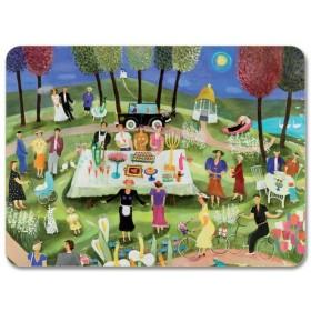 Jamida Bessie Johanson Summer Party placemat 29cm