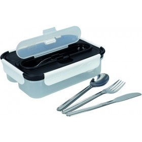 Built Professional 1Ltr Lunch Box with Cutlery