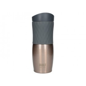 Built Pureflow Stainless Steel Tumbler Rose Gold And Grey