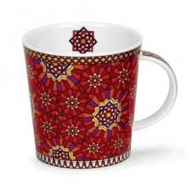 Dunoon Lomond Mug Zahra Knot 320ml