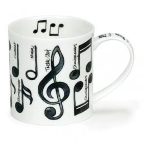 Dunoon Orkney Mug Music Note 350ml