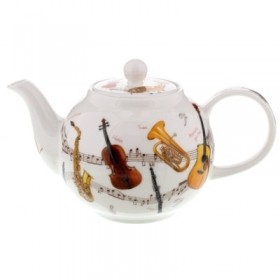 Dunoon Small Teapot Instrumental