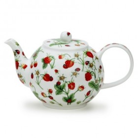 Dunoon Small Teapot Strawberry