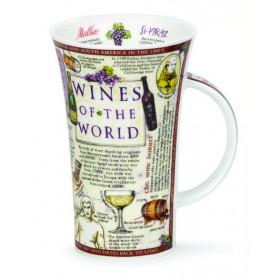 Dunoon Glencoe Mug Wine of The World 500ml