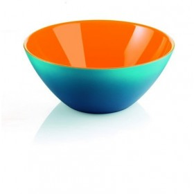Guzzini My Fusion Bowl 20cm Orange Blue