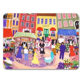 Jamida Bessie Johanson Stockholm In My Heart Tablemat 29cm