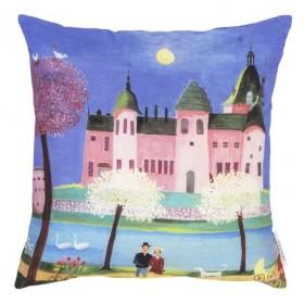 Jamida Bessie Johanson Castle Cushion 48cm