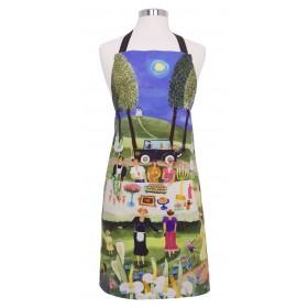 Jamida Bessie Johanson Summer Party apron