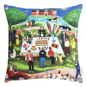 Jamida Bessie Johanson Summer Party Cushion 48cm