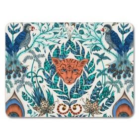 Jamida Emma J Shipley Amazon Blue Placemat 29cm