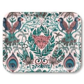 Jamida Emma J Shipley Amazon Pink Lap Tray 27cm