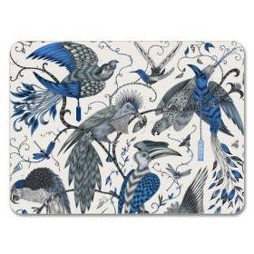 Jamida Emma J Shipley Audubon Blue Placemat 29cm
