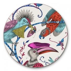 Jamida Emma J Shipley Audubon Multi Coaster 10cm