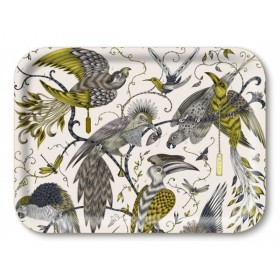 Jamida Emma J Shipley Audubon Gold Lap Tray 43cm
