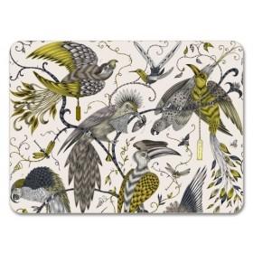 Jamida Emma J Shipley Audubon Gold Placemat 38cm