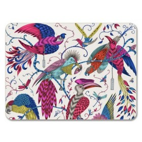 Jamida Emma J Shipley Audubon Multi Coloured Placemat 29cm