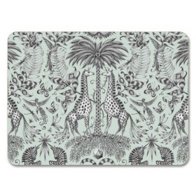 Jamida Emma J Shipley Kruger Green Table Place Mat 29cm