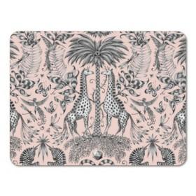 Jamida Emma J Shipley Kruger Pink Table Place Mat 38cm