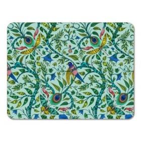 Jamida Emma J Shipley Rousseau Turquoise Placemat 38cm