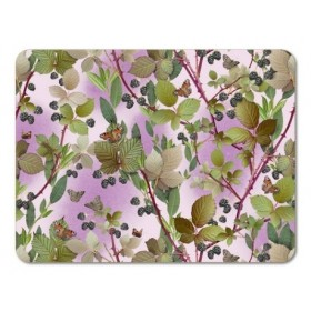 Jamida Michael Angove Blackberry Placemat 38cm