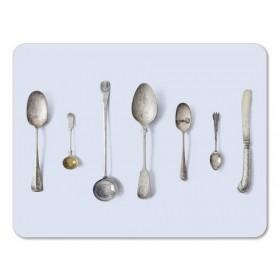 Jamida Michael Angove Cutlery Blue Placemat 29cm