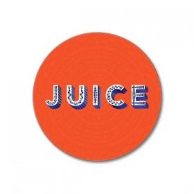 Jamida Word Collection Juice Coaster 10cm