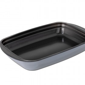 Kuhn Rikon Easy Ovenware Non-Stick Glass Dish 2.6 Litre