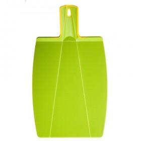 Kuhn Rikon Kochblume Foldable Cutting Board Green