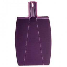 Kuhn Rikon Kochblume Foldable Cutting Board Purple