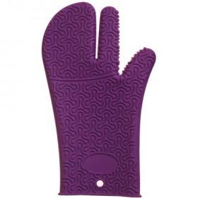 Kuhn Rikon Kochblume Silicone Oven Mitt Purple