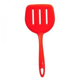 Kuhn Rikon Kochblume Slotted Turner XL Red 31cm