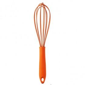Kuhn Rikon Kochblume Whisk Large Orange 27cm