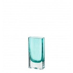 Leonardo Lucen Vase Turquoise 21cm