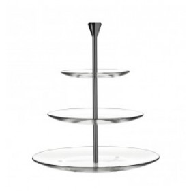 Leonardo Three Tier Cake Stand