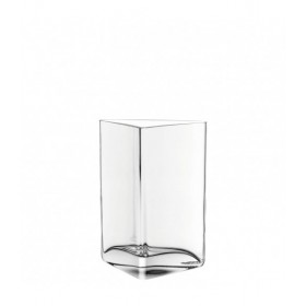 Leonardo Triangle Vase 23cm